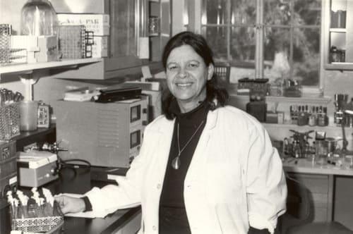 mujeres cientificas Esther Lederberg