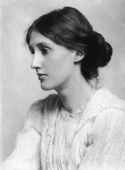mujeres en la historia virginia woolf