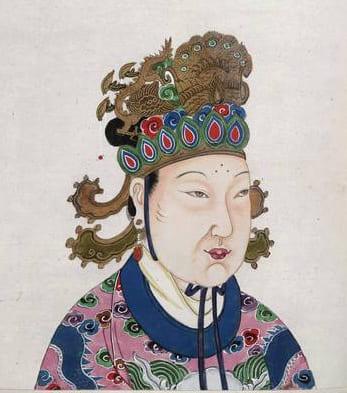 primeras mujeres feministas Wu Zetian