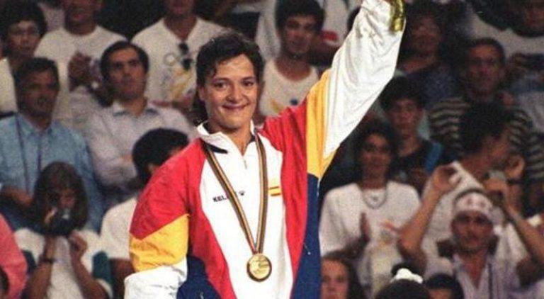 Míriam Blasco, la primera deportista española en ganar una medalla olímpica