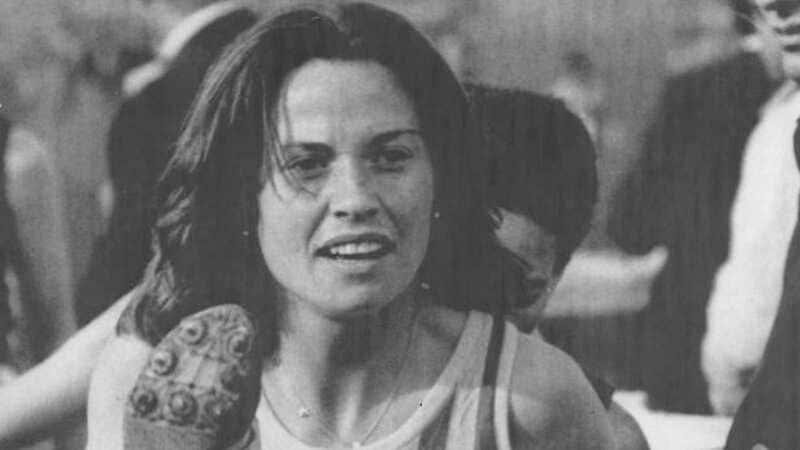 Deportistas españolas, Carmen Valero